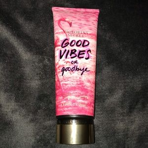 Victoria's Secret Good Vibes or goodbye lotion